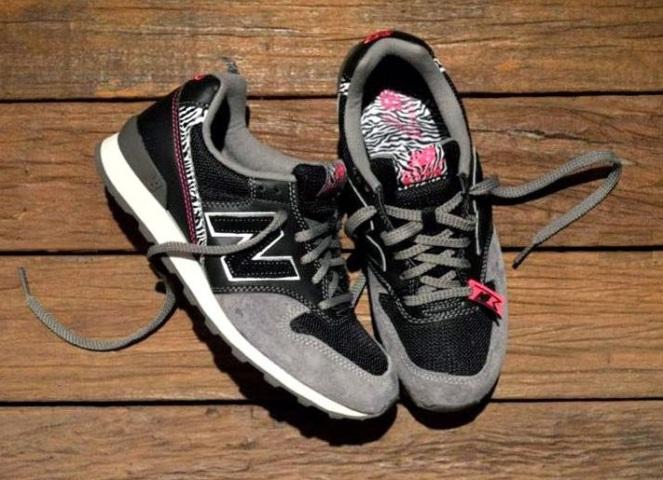New Balance 996 Noir Zebre