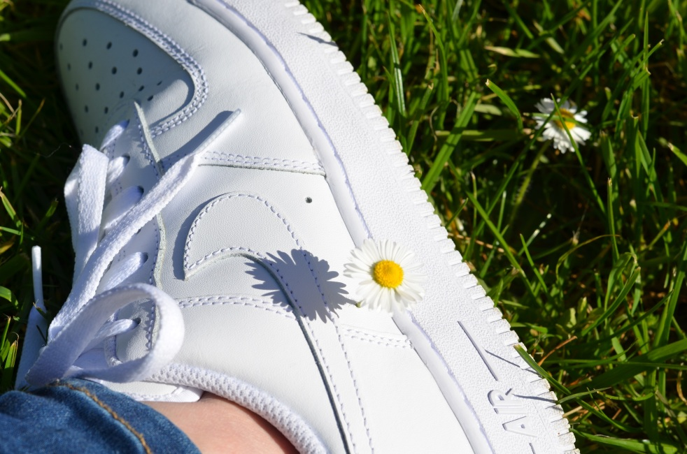 Nike Air Force 1 Le blog de Marie-Louise