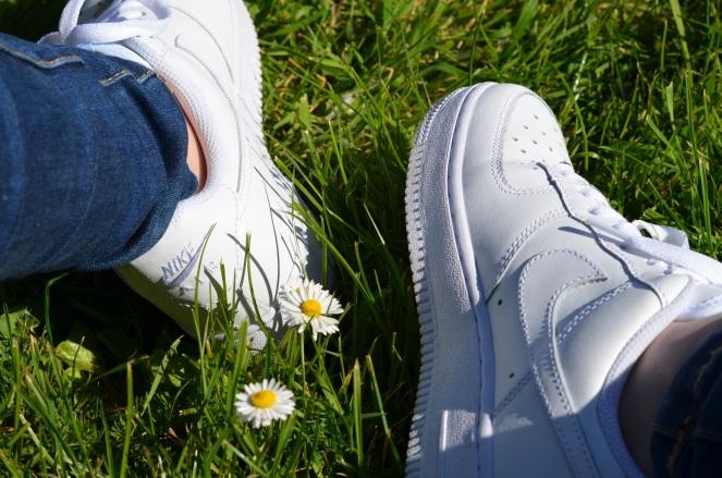 Nike Air Force1 Le blog de Marie-Louise