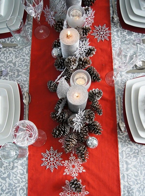 Décoration table de Noël le blog de marie-louise 6