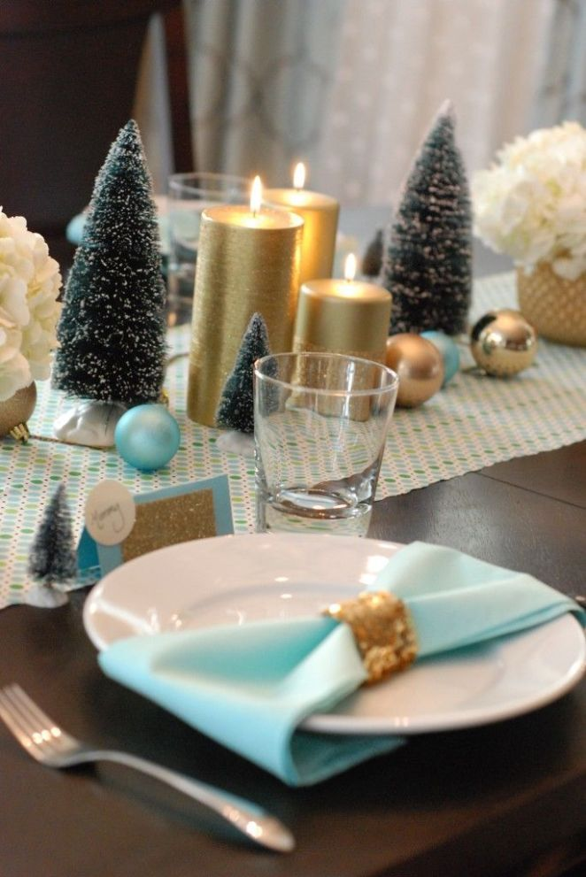 Décoration table de Noël le blog de marie-louise 7