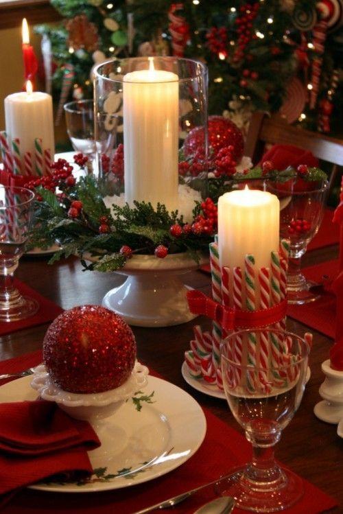 Décoration table de Noël le blog de marie-louise 8